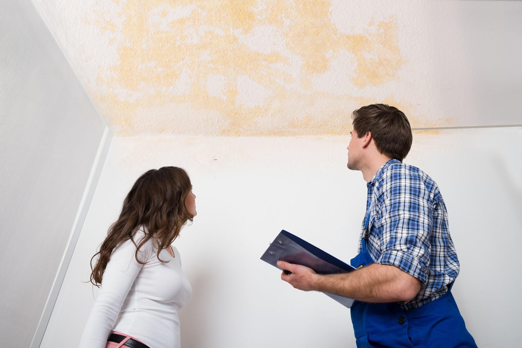 оценка ущерба после ремонта в соседней квартире